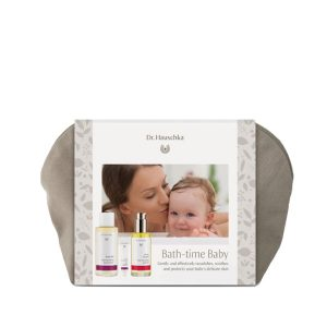 Dr Hauschka Bath Time Baby Kit