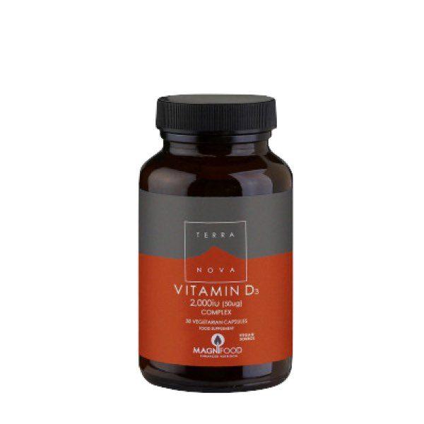 Terranova Vitamin D 2000iu Complex