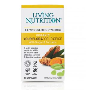 Living Nutrition Your Flora Gold Spice