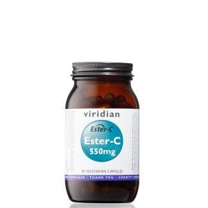 Viridian Ester C 550mg