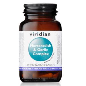 Viridian Horseradish & Garlic Complex