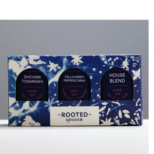 Rooted Spices House Favourites Trio