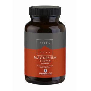 Terranova Magnesium 100mg Complex