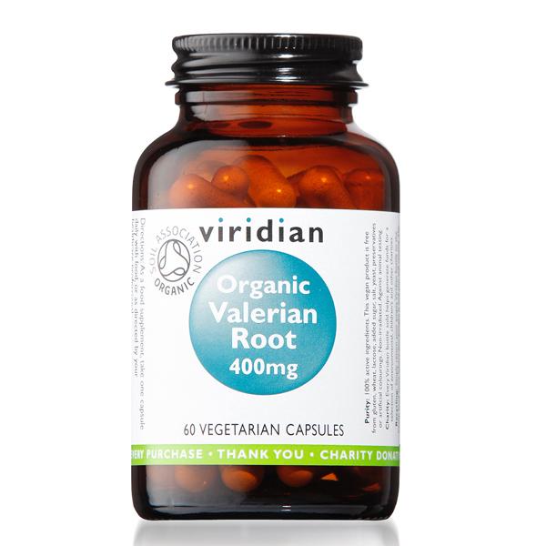 Viridian Organic Valerian Root