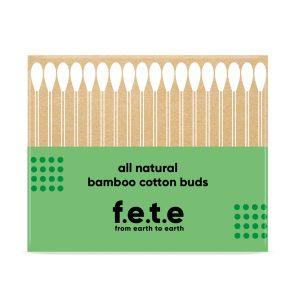 Cotton Bamboo Ear Buds