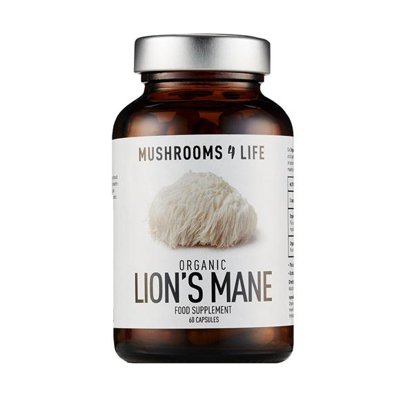 Mushroom 4 Life Lion's Mane