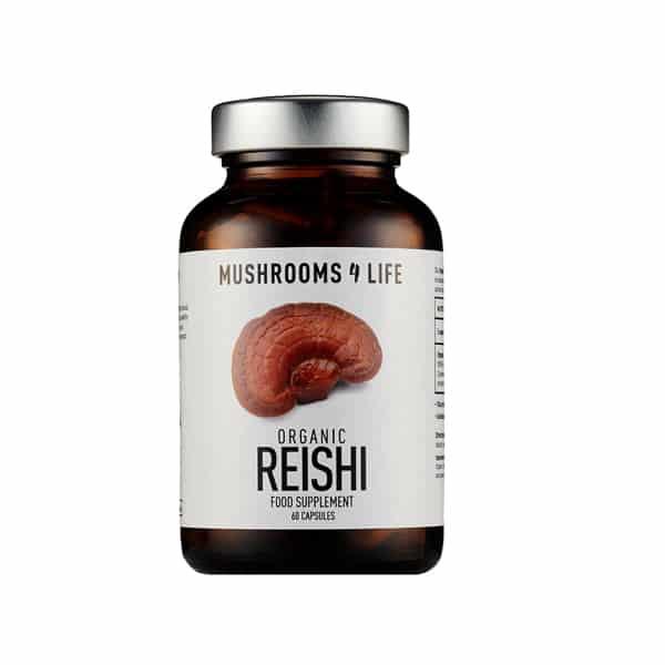 Mushrooms 4 Life Reishi