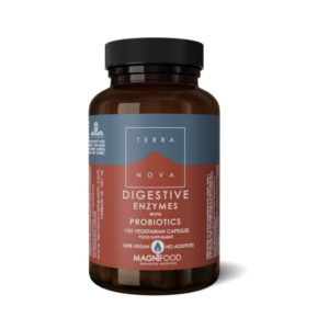 Terranova Digestive Enzymes with Microflora