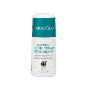 MooGoo Fresh Cream Deodorant
