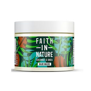 Faith in Nature Coconut & Shea Hair Mask