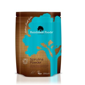 Rainforest Foods Spirulina Powder