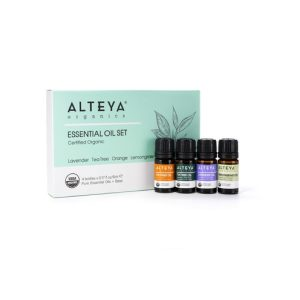 Alteya Pure Indulgence Essential Oils